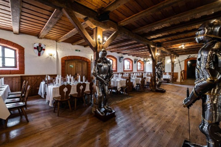 Schloss Kaltenberg Restaurant Ritterschwemme